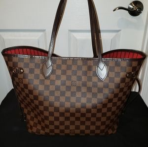Authentic Louis Vuitton Neverfull